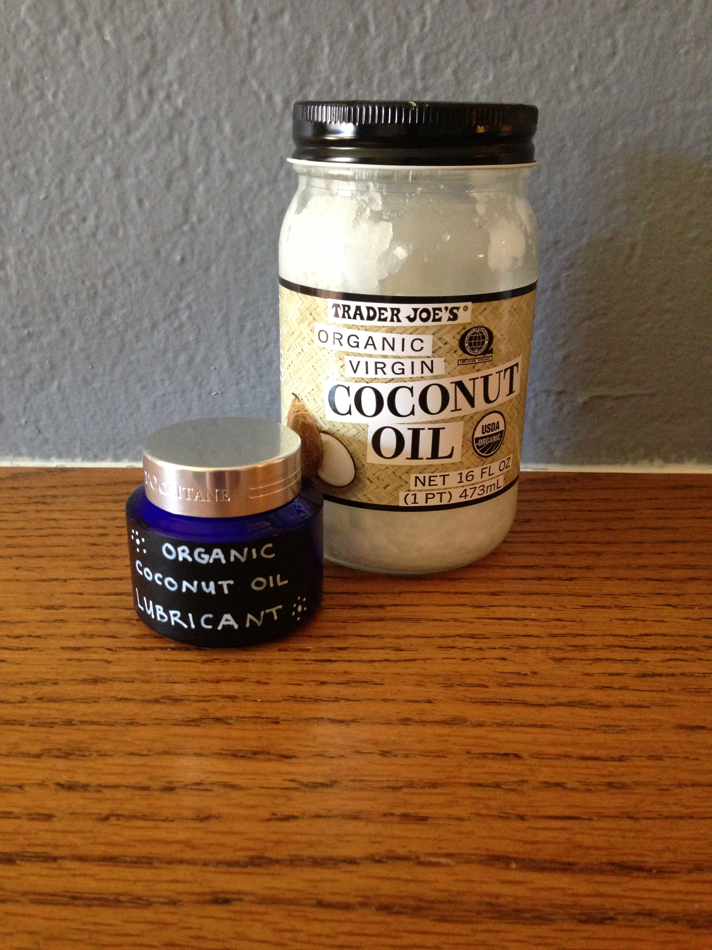 Coconut Oil For Sexual Lubricant
